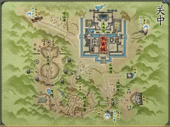 关中地形图下载 中国南方地区地形图 新疆地形图
