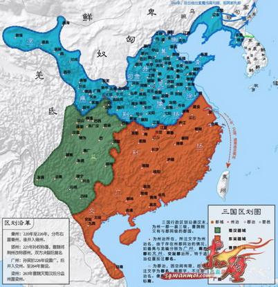 《赤壁》曝多张三国地形图 秘密开发祖籍系统